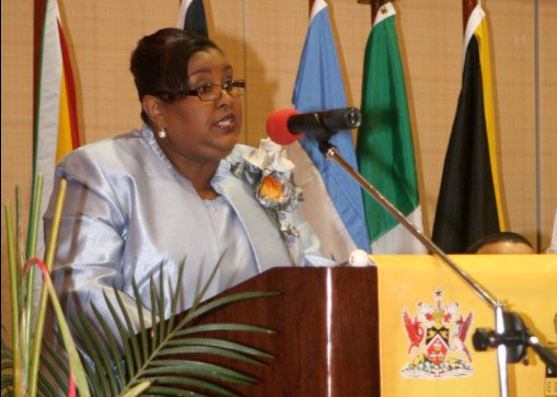 """The Government of Trinidad and Tobago is committed to mitigating gendered disadvantages and has taken a number of initiatives to foster a just society in which there is gender equity,"" Marlene McDonald addressed the 43rd Meeting of the Presiding Officers of the Regional Conference on Women in Latin America and the Caribbean a week after announcing a new Gender Policy that does not deal with sexual orientation"