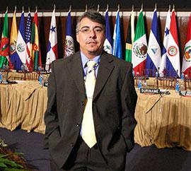 Chilean trans activist Andrés Ignacio Rivera Duarte